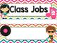 Rock Star Theme Classroom Decor: Student Jobs