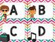 Rock Star Theme Classroom Decor: Table Signs