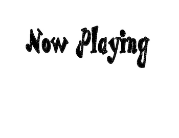 Rock Star Theme - Now Playing - Cool Kids on Tour Sign