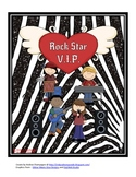 Rock Star VIP Gift Bag
