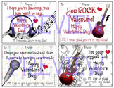 Rock Star Valentines