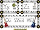 Rock Star Theme ~ Word Wall Alphabet Cards