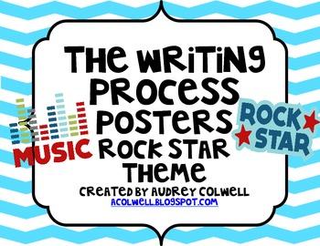 Rock Star Writing Process