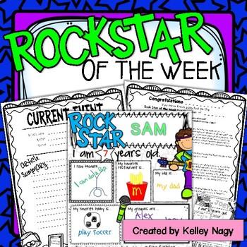 Rock Star of the Week