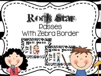 """Rock Star"" passes with Zebra border"