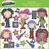 Rock Stars Clip Art