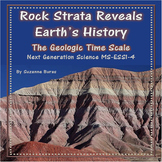 Rock Strata Reveals Earth's History: Geologic Time Scale - NGS MS-ESS1-4