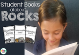 Easy Reader Printable Rock Books: Igneous, Sedimentary, an