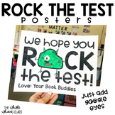 Rock The Test Posters