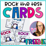 Rock The Test- Test Prep Cards for Kids