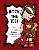 Rock The Test Test Prep and Motivational Materials