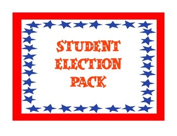 Rock The Vote!!  Student Led Elections for the 2012 Election Cycle