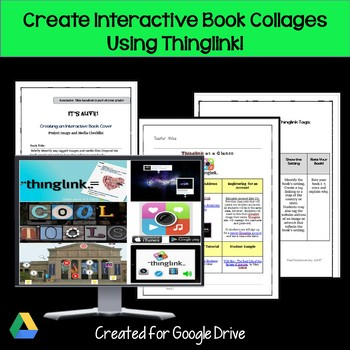 Novel Projects and Independent Reading Activities: Technology Projects