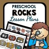 Rock Theme Preschool Lesson Plans
