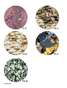 Mineral Lab - Rock Thin Section Lab - Center - Activity