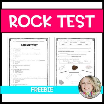 Rock Unit Assessment