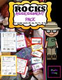 Rock Unit Assessment BUNDLE