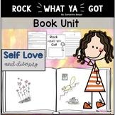 Self-Esteem Rock What Ya Got Book Unit