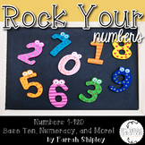 Math Stations/Centers--Rock Your Numbers