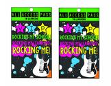 Rock Your School VIP Badge