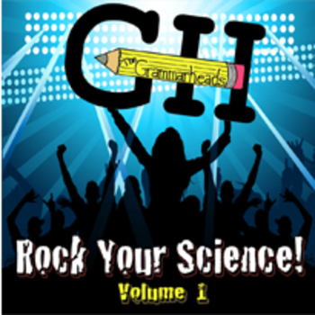 Rock Your Science! Volume 1 - Educational Science Music (full mp3 album)