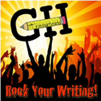 Rock Your Writing! - Educational Grammar Songs (full mp3 Album)