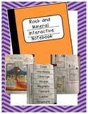 Rock and Mineral Interactive Notebook