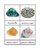 Rock and Mineral Nomenclature Cards