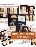 Rock and Minerals Lap Book