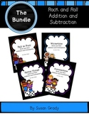 Rock and Roll Addition & Subtraction Practice {The Bundle}