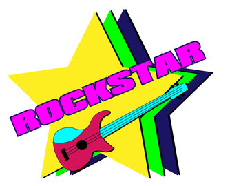Rock and Roll Clip Art