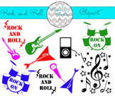 Rock and Roll Clipart