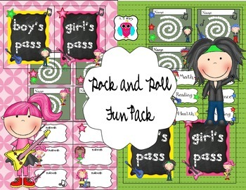 Rock and Roll Fun Pack