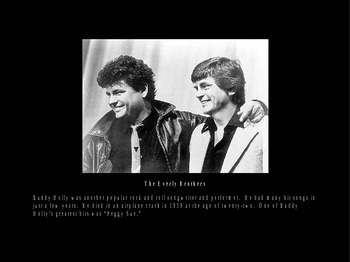 Rock and Roll Hall of Fame Powerpoint