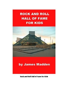 Rock and Roll Hall of Fame for Kids
