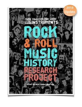 Rock and Roll Music History Biography Project