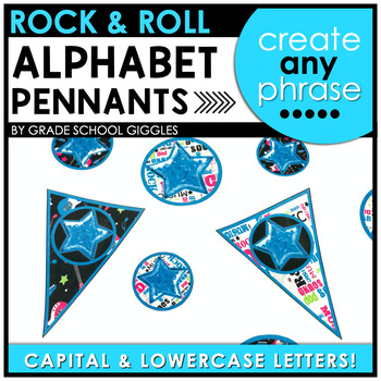 Rock and Roll Bulletin Board Banners