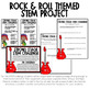 Rock and Roll Themed STEM Activity