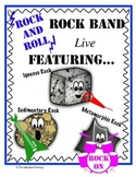 3 Types of Rocks: Rock and Roll with Igneous, Sedimentary, and Metamorphic