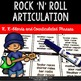 Rock 'n' Roll Articulation - R - Coarticulated R-Phrases