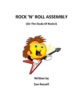 Rock n Roll Class Play or Assembly