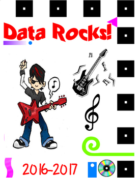 Rock-n-Roll Data Binder Cover Updated 2016-2017