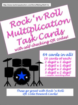 Rock 'n Roll Multiplication