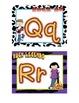 Rock n Roll Word Wall Cards