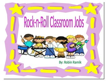 Rock n Roll class jobs (adjustable)