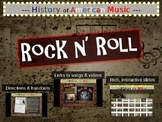 Rock n' Roll: comprehensive, engaging Music History PPT (links, handouts & more)