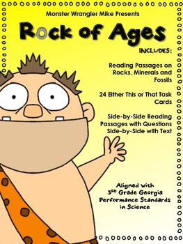 Rock of Ages: Rocks, Minerals and Fossils