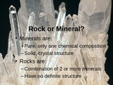 Rock or Mineral