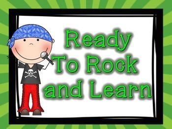 Rock star class dojo behavior