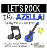 Rock the AZELLA Test - Testing Motivation Pack - ELL